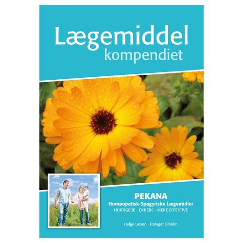 Image of Lægemiddel Kompendiet - Bog af Helge Larsen