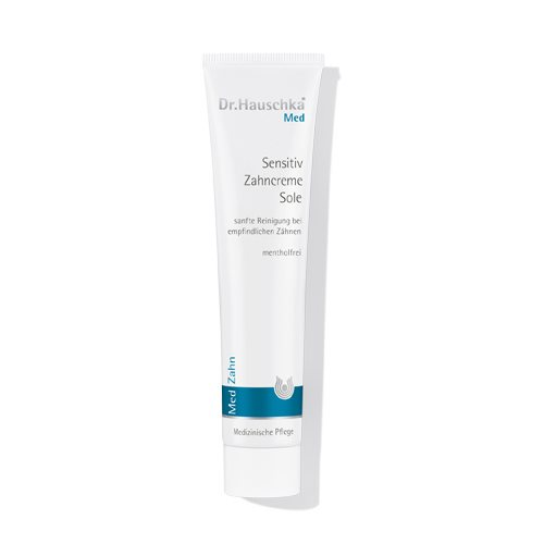 Image of   Dr. Hauschka Tandpasta sensitiv saltvand - 75 ml.