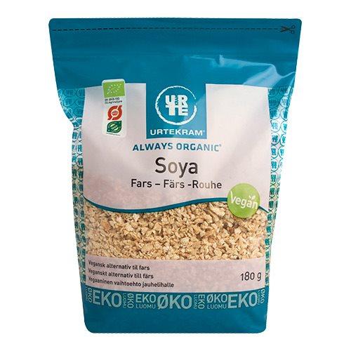 Soyafars fra Urtekram Økologisk - 180 gram