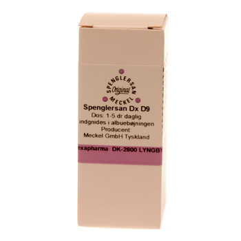 Spenglersan DX - 10 ml.