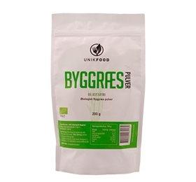 Image of   Byggræs pulver Økologisk fra Diet Food - 200 gram