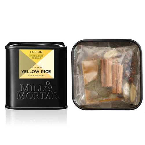 Yellow Rice fra Mill & Mortar - 15 gram