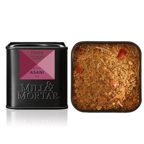 Baharat Asani krydderiblanding Mill & Mortar 45 g