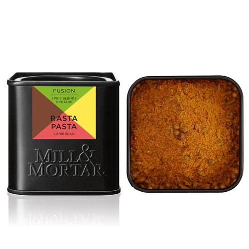 Image of   Rasta Pasta Øko fra Mill & Mortar - 55 gram