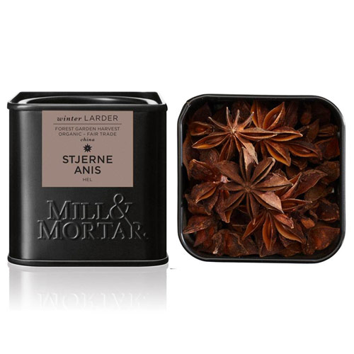 Stjerneanis Økologisk fra Mill & Mortar - 30 gram