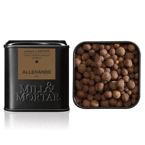 Image of   Allehånde Økologisk fra Mill & Mortar - 40 gram