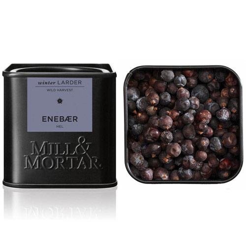 Image of   Enebær hele Økologiske fra Mill & Mortar - 35 gram