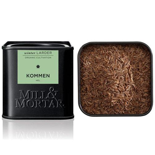 Image of   Kommen hele Øko fra Mill & Mortar - 50 gram