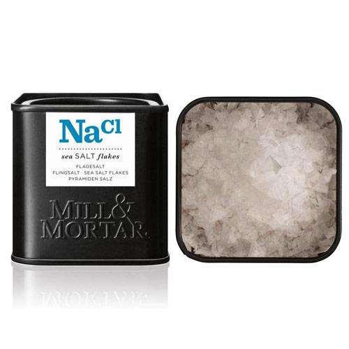 Image of   Saltflager i dåse fra Mill & Mortar - 70 gram