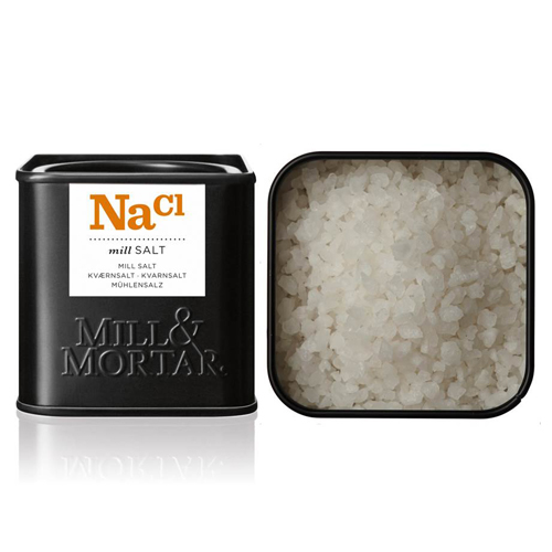 Salt groft fra Mill & Mortar - 150 gram