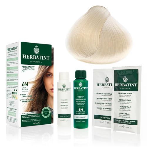 Herbatint 10N hårfarve Platinium Blond - 135 ml