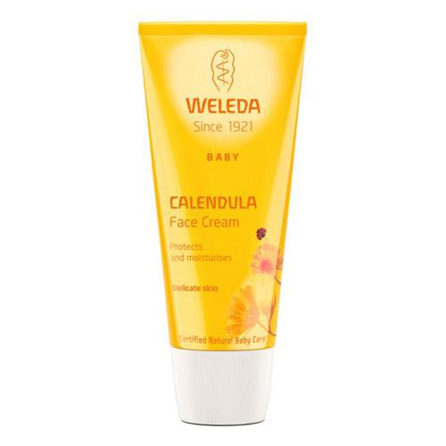 Weleda Calendula Mild Baby Fugtighedscreme - 50 ml