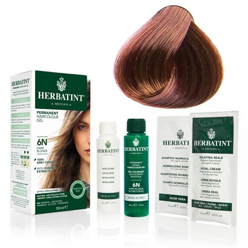 Herbatint 7M hårfarve Mahogany Blonde - 135 ml