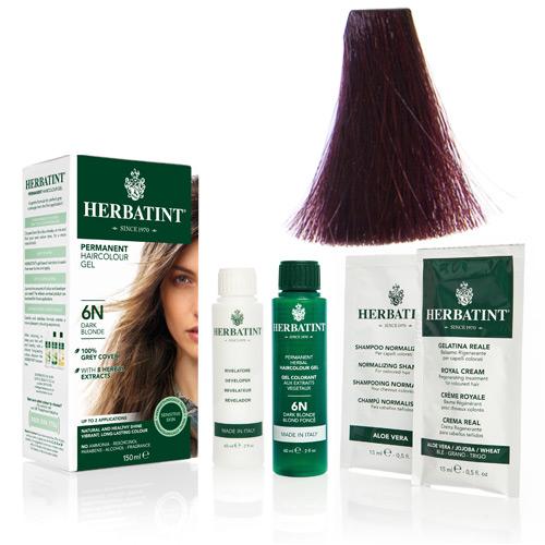 Herbatint FF 3 hårfarve Plum - 135 ml