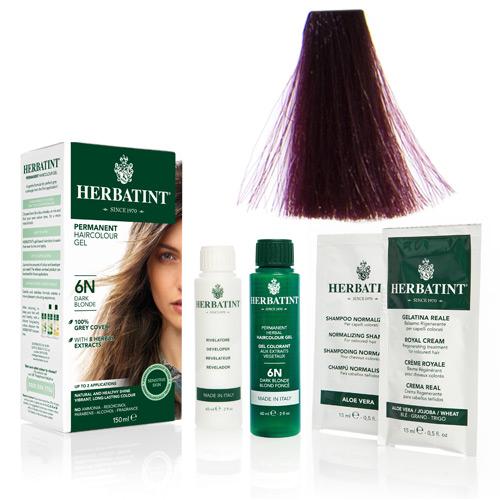 Herbatint FF 4 hårfarve Violet - 135 ml