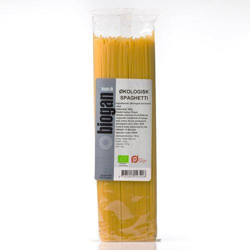Image of   Spaghetti økologisk fra Biogan 500 gram