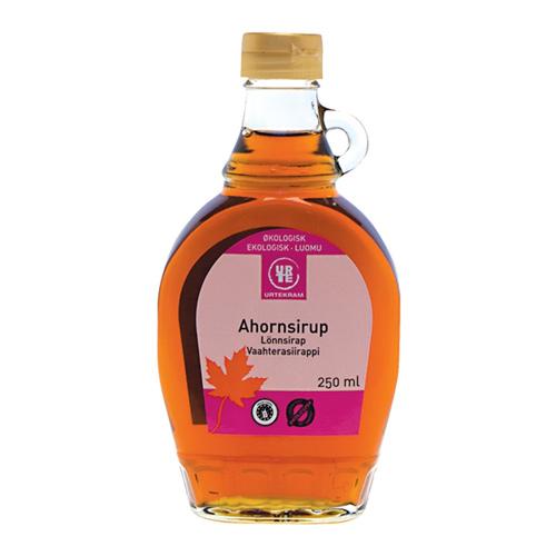 Image of   Ahornsirup Økologisk Urtekram - 250 ml.