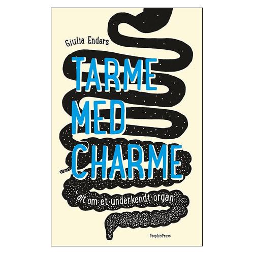 Tarme med charme - Bog af Giulia Enders