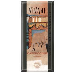 Vivani cappuchino chokolade Økologisk - 100 gram