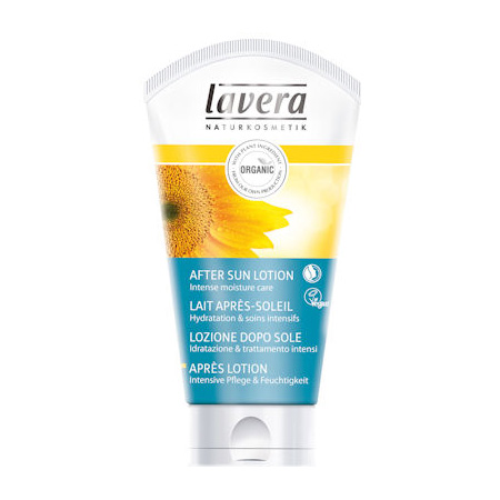 Image of   AfterSun lotion fra Lavera - 150 ml.