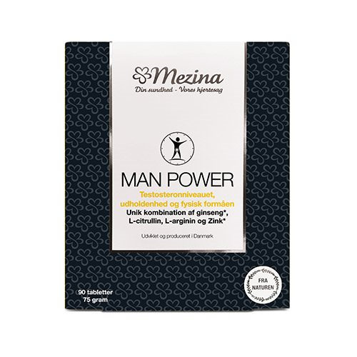 Image of   Mezina Man Power (90 tab)