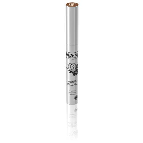 Lavera Volume Mascara brown - 6,5 ml