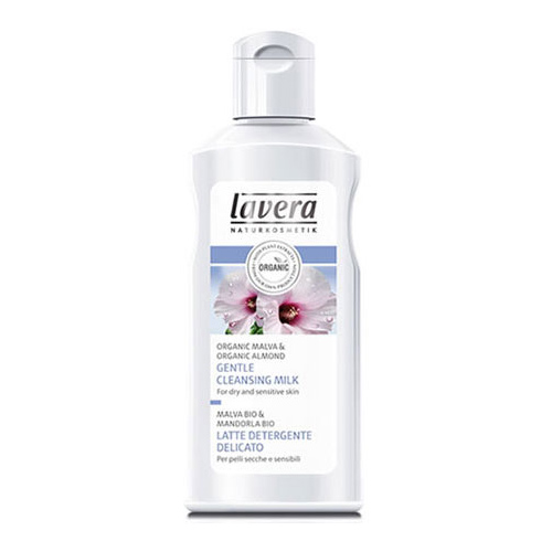 Lavera Faces Gentle Cleansing Milk - 125 ml.