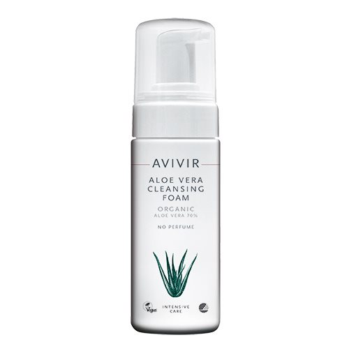 AVIVIR Aloe Vera Cleansing foam - 150 ml.