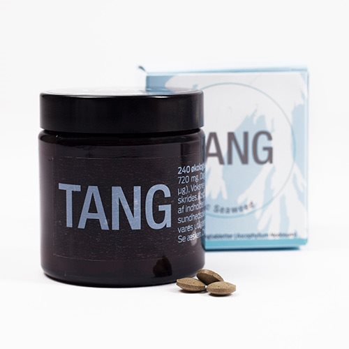 Image of Tang Tangtabletter Økologiske - 240 stk.