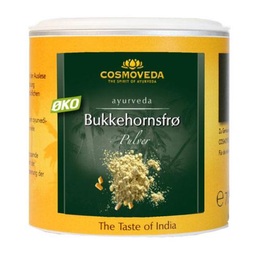 Image of   Bukkehornfrø pulver økologisk - 90 gram