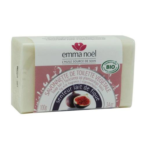 Figenmælk sæbe fra Emma Noel - 100 gram
