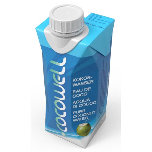 Image of Cocowell Kokosvand - 330 ml.