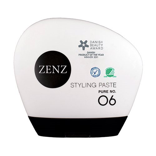 Image of   Zenz Organic Styling Paste No. 06 Pure (150 ml)