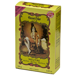 Image of   Henna Hårkur Neutral - Pulver 100 gram