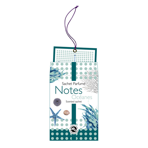 Image of   Duft sachet Ocean Notes - 1 stk.