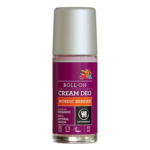 Nordic Berries Cream deo roll on Urtekram - 50 ml