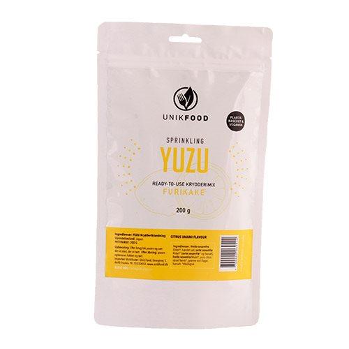 Image of   Unik Food Furikake Yuzu Krydderimix (200 g)