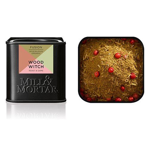 Wood Witch krydderriblanding Økologisk - 50 gram