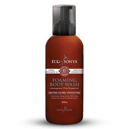 Image of   Eco By Sonya Foaming body wash m. citrongræs (450 ml)