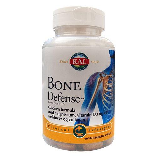 Billede af Innovative KAL Quality Bone Defense (90 kap)