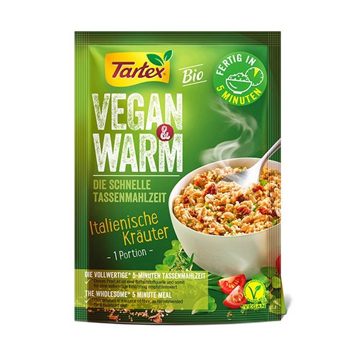 Image of Vegan & Warm m. ital. urter Ø