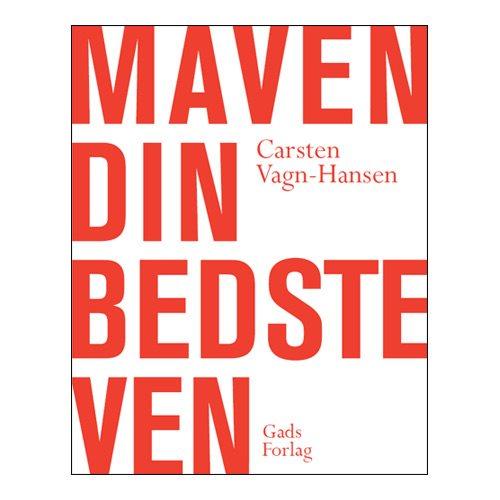 Image of Maven din bedste ven - Bog af Carsten Vagn-Hansen