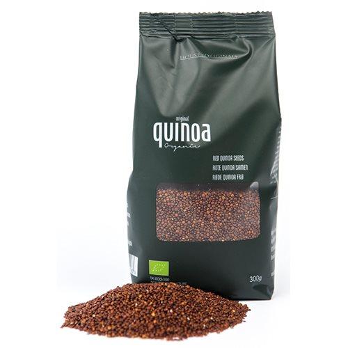 Original Chia Original Red Quinoa Ø