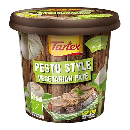 Tartex Patè Pesto Ø - 125 gram