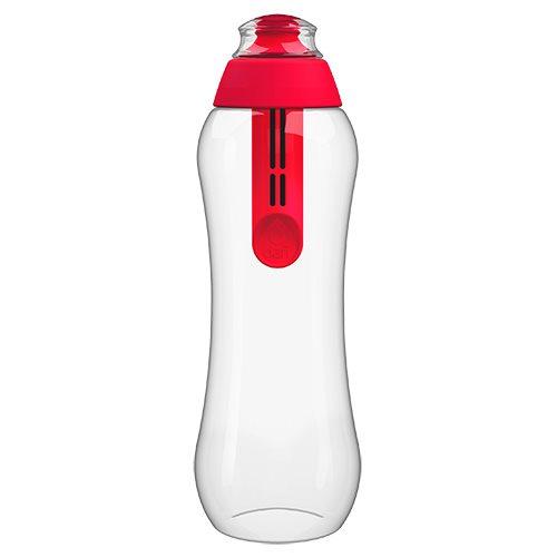 Image of   Dafi Filterflaske Rød 0,5l