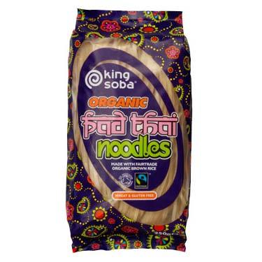 Image of   Pad Thai nudler glutenfri Økologiske - 250 gram