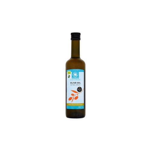 Olivenolie extra jomfru Urtekram Økologisk 500 ml.