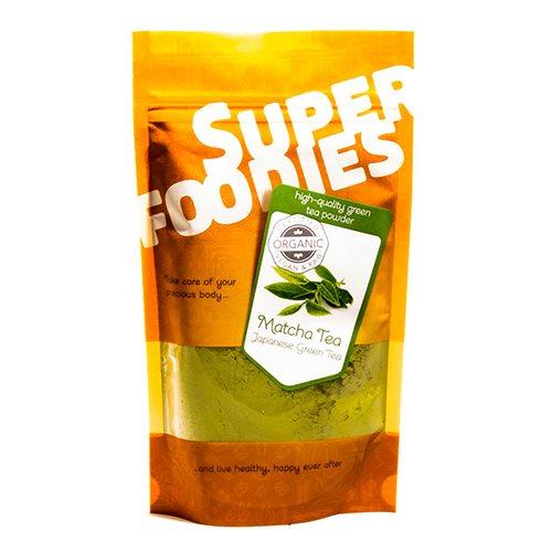 Image of Matcha te Økologisk fra Super Foodies - 100 gram
