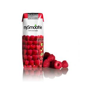 Image of mySmoothie Hindbær - 250 ml