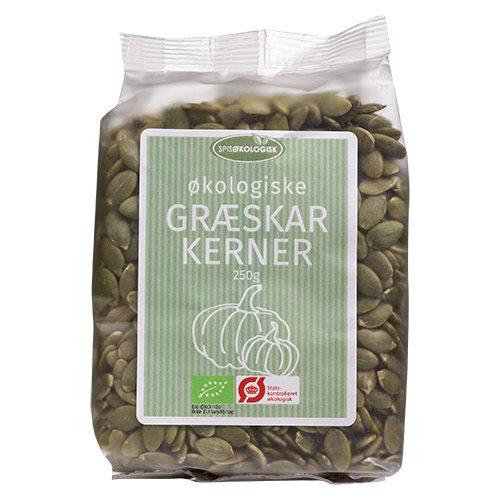 Image of Græskarkerner Økologiske - 250 gram